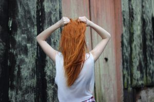 色落ちしやすいヘアカラー