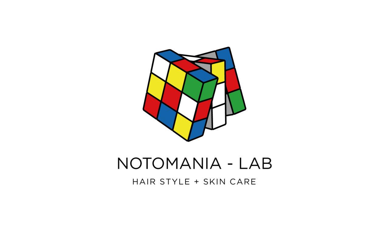 NOTOMANIA-LABロゴ