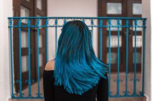 キレイな髪の毛