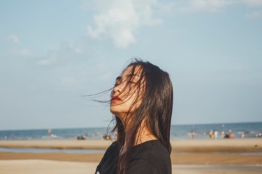 ベタベタ髪シャンプー